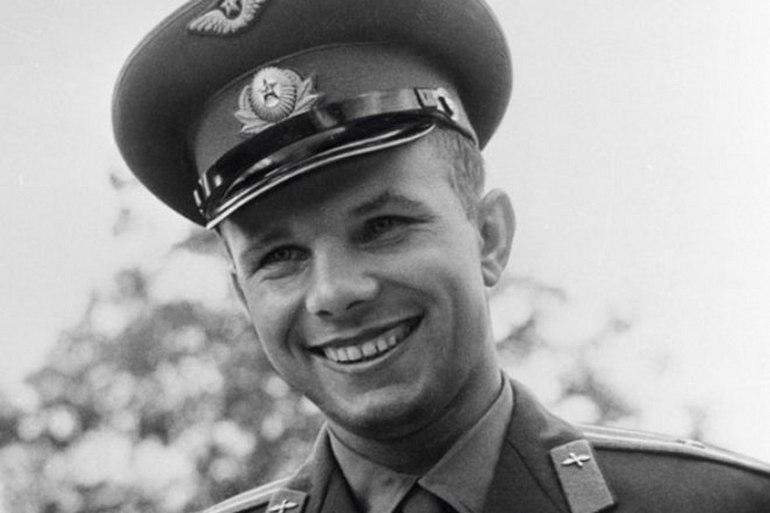 Мемориальную доску Гагарину установили на острове во Франции