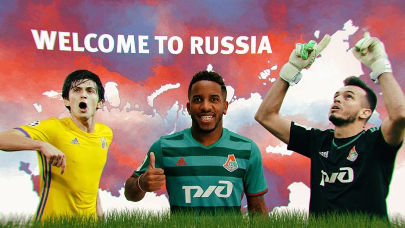 «Приглашаем в Россию» — фильм о спорте и мире