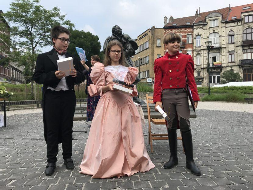 В Брюсселе отметили День русского языка и День рождения Пушкина