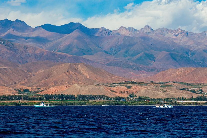 Конференция российских соотечественников стран ближнего зарубежья в Кыргызстане