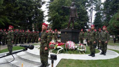 Памятник младшему сыну Александра II открыли в Болгарии