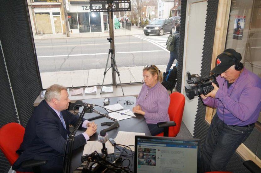 Интервью консула РФ в Канаде Кирилла Михайлова BIC Radio Торонто
