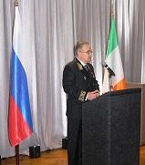 В программе «Русский час со Светланой Максимовой» Посол РФ в Ирландии Юрий Филатов
