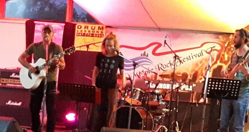 Фестиваль «Кленовый рок» прошел в стране кленового листа