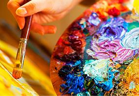 Открыт прием работ для участия в Международном конкурсе детского рисунка «Я рисую Россию»
