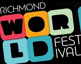 Российский павильон на Всемирном фестивале в Ричмонде, Британская Колумбия