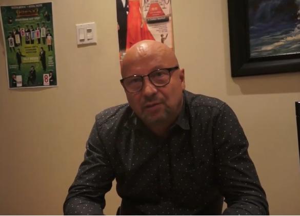 Приглашение к диалогу «Нужно ли единство русскоязычной общине Канады?» Гость — Андрей Давыдушкин