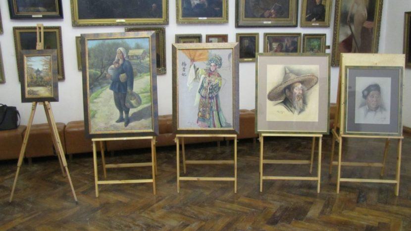 Работы художницы-эмигрантки из Харбина представлены в Крыму