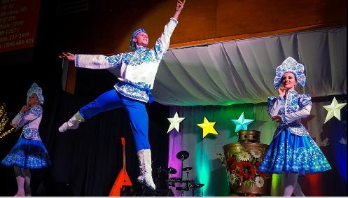 Русский павильон Фольклорама-2018 в Русском Виннипеге прошел на нынешней неделе