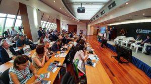 VI Международный форум представителей иностранных и зарубежных русскоязычных СМИ It's Time for Moscow