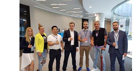 В Светлогорске (Калининградская область) прошел Международный образовательный форум молодых соотечественников «БалтАртек 2018»