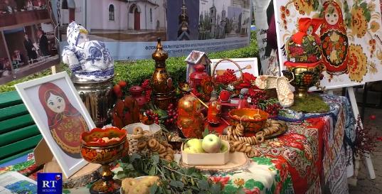 XXVII Этнокультурный фестиваль в Молдове