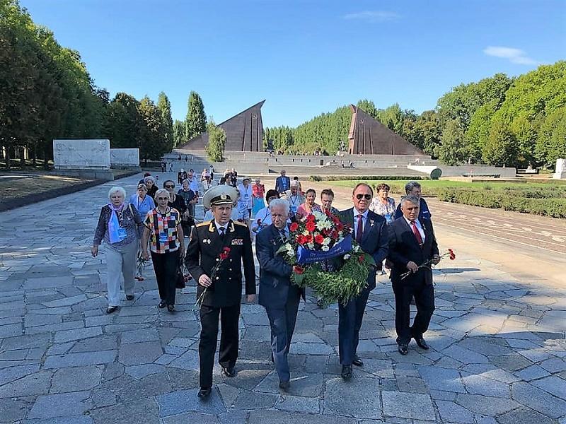 В Германии прошли акции к Международному дню памяти жертв фашизма