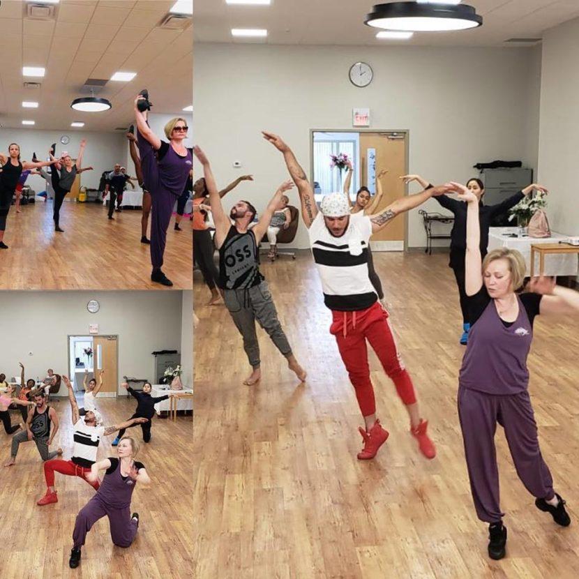 Альбина Белова и сирийский театр танца «Инана» впервые в Канаде дают спектакль «Джулия Думна»