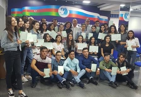 Российские специалисты провели занятия для журналистов русскоязычных СМИ Азербайджана