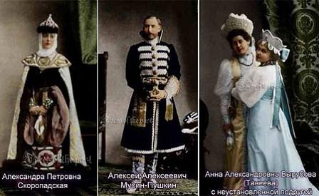 Александровский боярский благотворительный бал примет Торонто