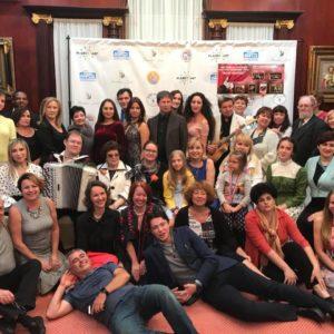 В США прошел первый Фестиваль русскоязычных театров, на котором присутствовали гости из Канады