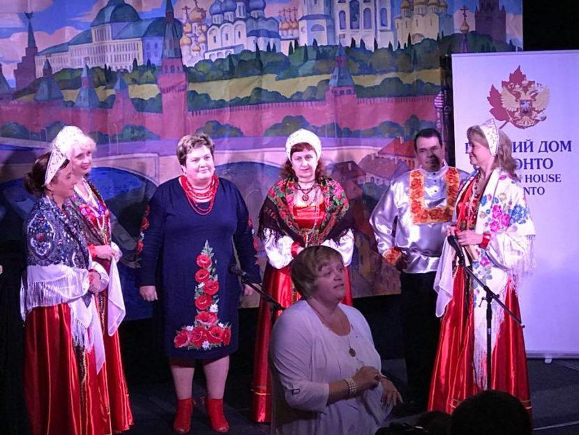 Благотворительный концерт в День русского единения прошел в Торонто