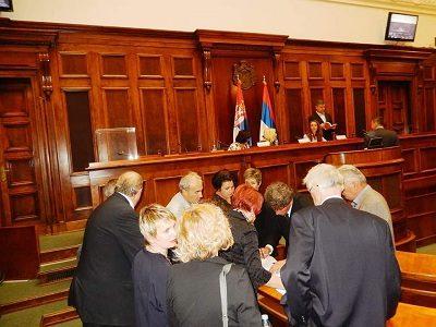 Историческое событие в жизни русской диаспоры в Сербии