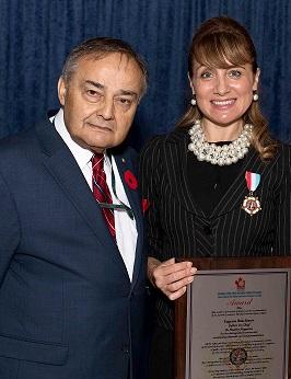 Национальная премия в области журналистики Canadian Ethnic Media Award-2018 состоялась в Торонто