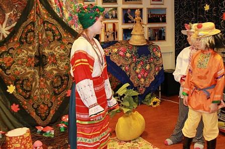 Осенний праздник прошел в Школе русского языка в Рейкьявике