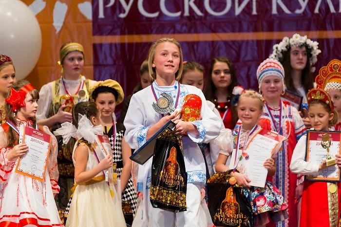 Международный фестиваль русской культуры «Истоки» проходит в Москве