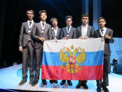 Шесть медалей завоевала российская сборная на естественнонаучной олимпиаде юниоров