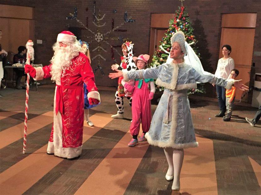 Кто молодцы? Мы молодцы! Дед Мороз в гостях у «Почемучки»
