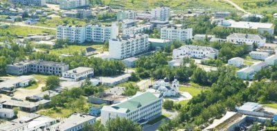 Сахалинский предприниматель открыл на «дальневосточном гектаре» торговый центр