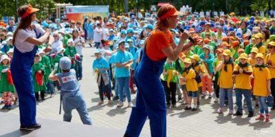 Родители в России подали более 103 тысяч заявлений на получение бесплатных путевок для отдыха детей