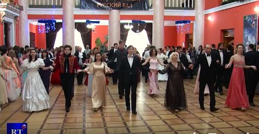 В Молдове отметили 300-летие Русского бала