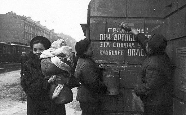 Всемирный флешмоб к 75-летию снятия блокады Ленинграда стартовал в Германии