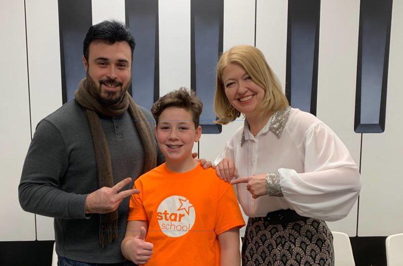 Талантливый певец из Торонто примет участие в шоу «Голос. Дети. 2019»