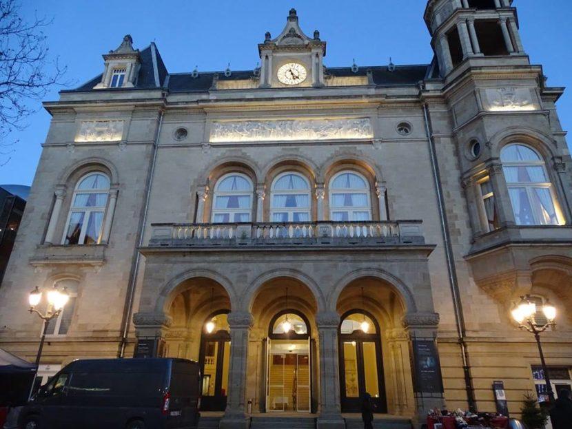 VIII Русский Благотворительный Бал в Великом Герцогстве Люксембург был посвящен 220-летию со Дня рождения А.С.Пушкина.