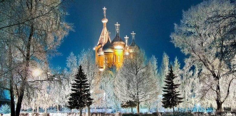 Музыка Рождества в подарок православным