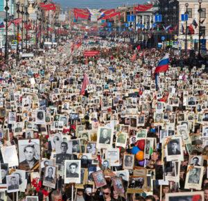 Международные координаторы движения «Бессмертный полк» соберутся в Москве
