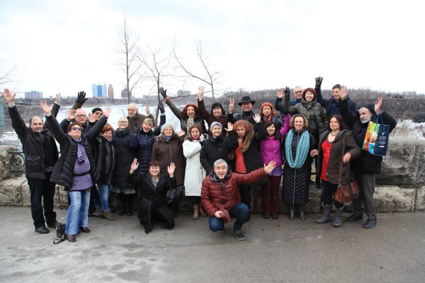Фестиваль «Poetry on Niagara» пройдет во второй раз в Канаде