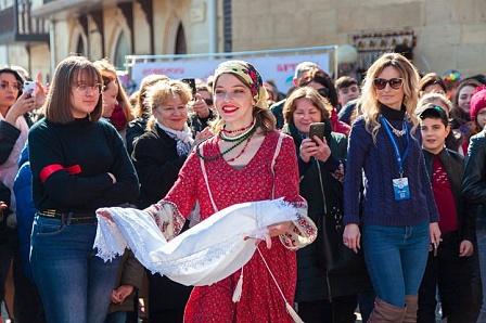 Масленица в Баку станет ежегодной