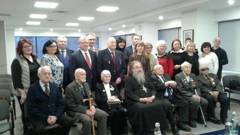«Смотреть с оптимизмом  в будущее». Посол России в Канаде встретился с соотечественниками в Торонто