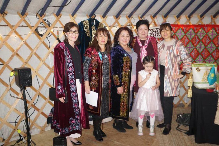 Наурыз отпраздновала казахская община в Торонто