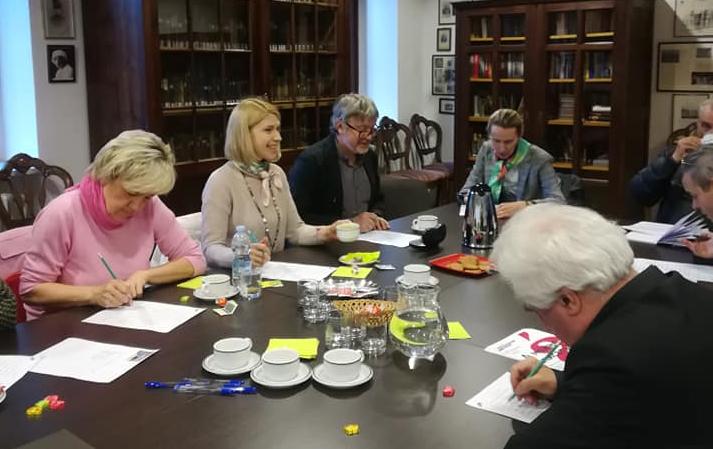 В итальянском Мерано изучают правила русского языка