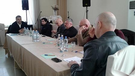 В Тбилиси обсудили вопросы празднования 9 мая и опасности реанимации фашистской идеологии