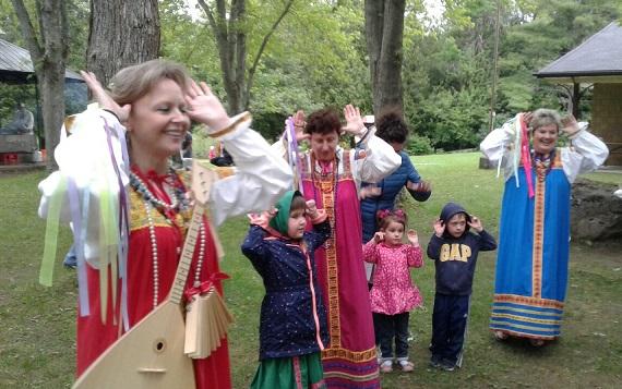 «Разговариваем с детьми на языке нашего сердца»: в Канаде прошел 4-й Фестиваль Православной семьи