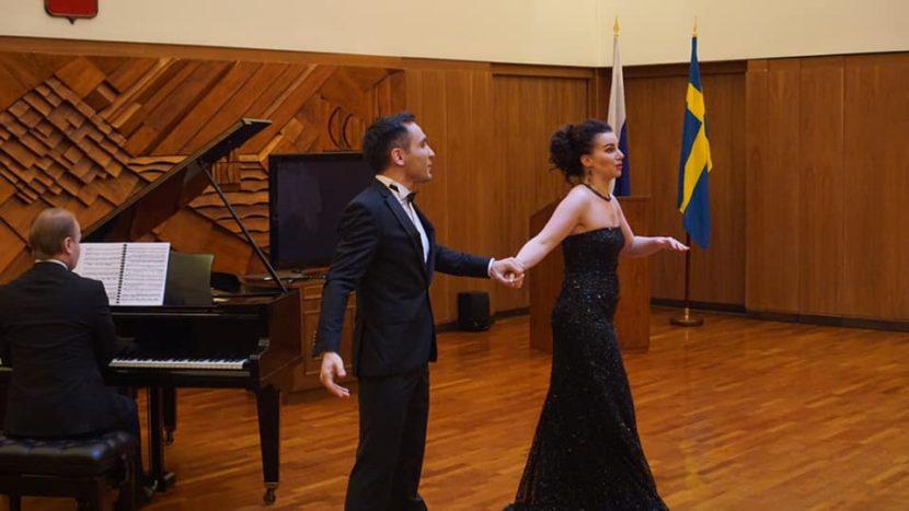 В День России в Гетеборге звучал Чайковский