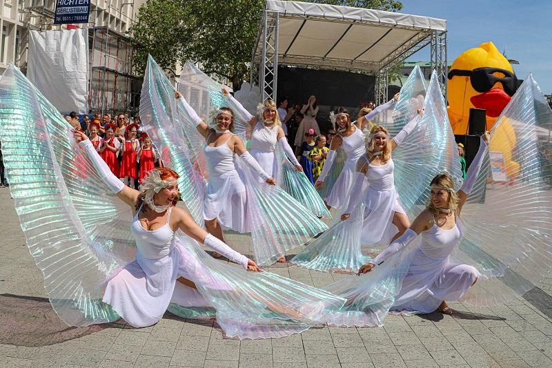 В Германии прошел концерт в День защиты детей