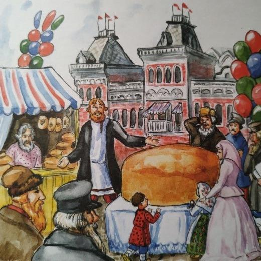 Международный конкурс детских произведений изобразительного и декоративно-прикладного искусства «Хлеб, ты – мир» приглашает участников из Канады