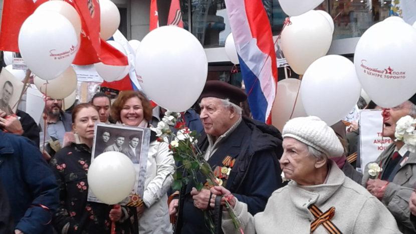 Русскоязычные общины девяти городов Канады планируют провести акции «Бессмертный полк»