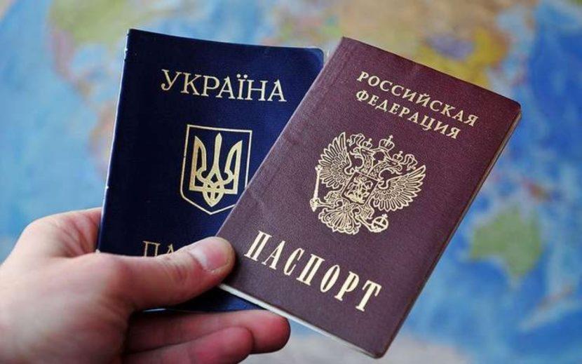 Pоссийское гражданство могут получить жители всей территории Донбасса