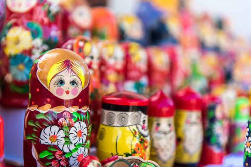 Русский павильон в Сюррее. В Британской Колумбии пройдет фестиваль творчества народов мира