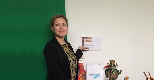 «Русский язык должен быть праздником». Беседует Аркадий Бейненсон